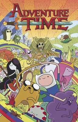Adventure Time, Volume 1 Cover