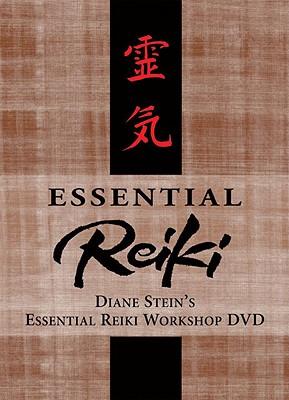 Diane Stein's Essential Reiki Workshop Cover