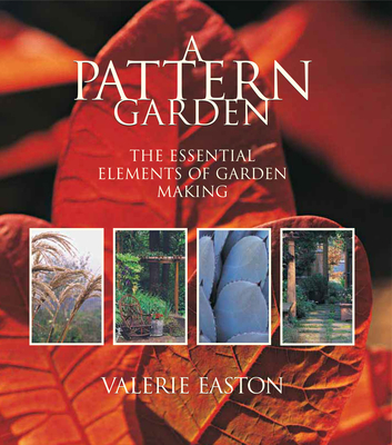 Cover for A Pattern Garden