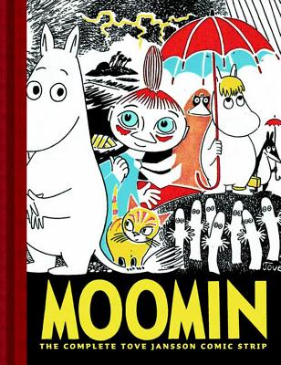 Moomin Book One Cover