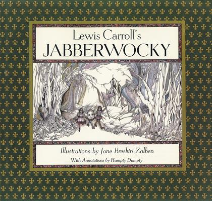 Lewis Carroll's Jabberwocky Cover Image