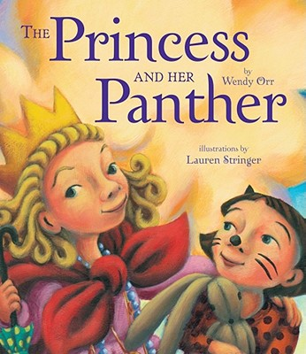 The Princess and Her Panther Cover