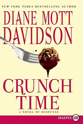Crunch Time: A Novel of Suspense Cover Image