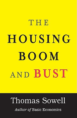 The Housing Boom and Bust Cover