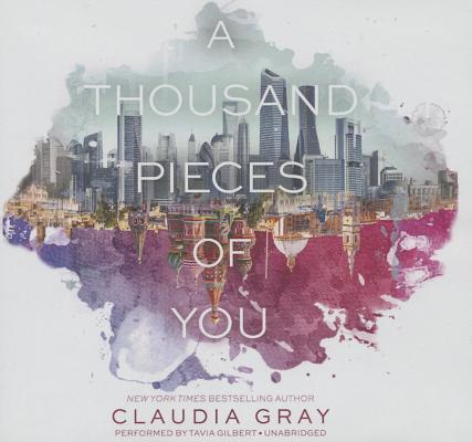 A Thousand Pieces of You Lib/E (Firebird #1) Cover Image