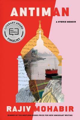 Antiman: A Hybrid Memoir Cover Image