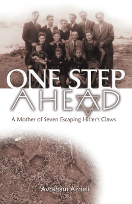 One Step Ahead Cover