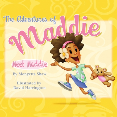Cover for The Adventures Of Maddie