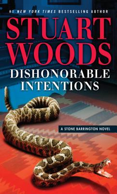 Dishonorable Intentions (Stone Barrington Novels #38) Cover Image