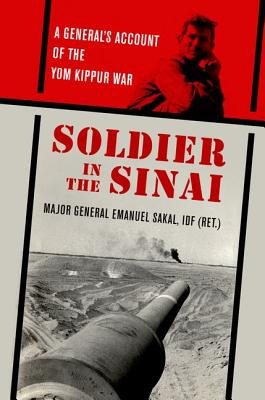 Cover for Soldier in the Sinai
