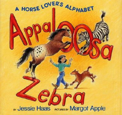 Appaloosa Zebra Cover