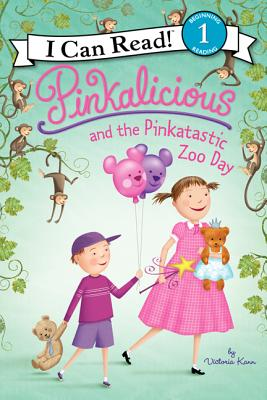 Pinkalicious and the Pinkatastic Zoo Day Cover Image