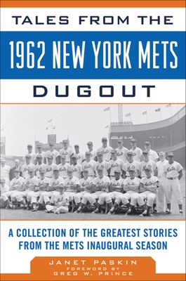 Cover for Tales from the 1962 New York Mets Dugout