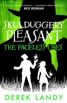 The Faceless Ones (Skulduggery Pleasant #3) Cover Image