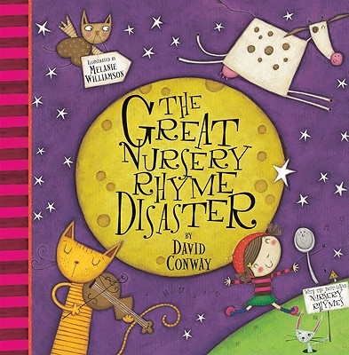 The Great Nursery Rhyme Disaster Cover