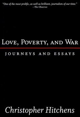 Love, Poverty, and War Cover