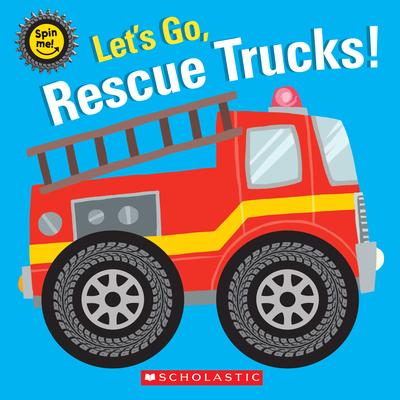 Let's Go, Rescue Trucks! Cover Image
