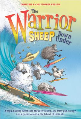Cover for The Warrior Sheep Down Under