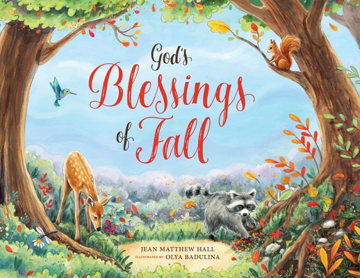 God's Blessings of Fall Cover Image