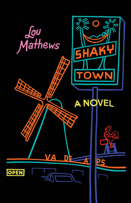 Shaky Town Cover Image