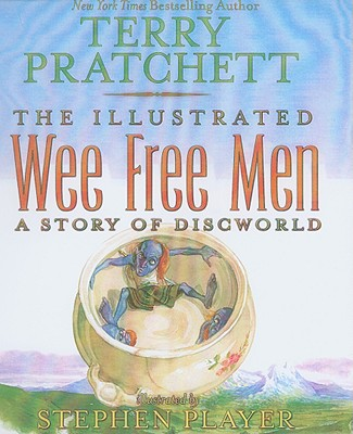 The Illustrated Wee Free Men Cover