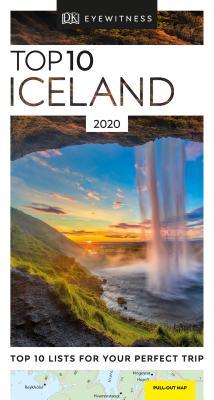 DK Eyewitness Top 10 Iceland (Pocket Travel Guide) Cover Image