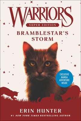 Bramblestar's Storm (Warriors Super Edition #7) Cover Image