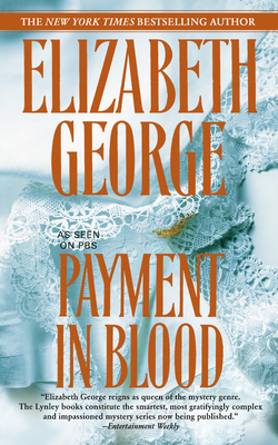 Payment in Blood (Inspector Lynley #2) Cover Image
