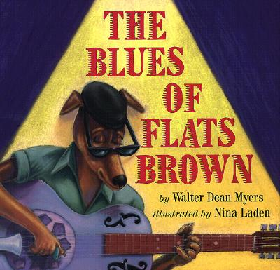 The Blues of Flats Brown Cover