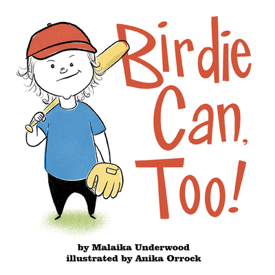 Birdie Can, Too! Cover Image