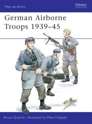 German Airborne Troops 1939-45 Cover