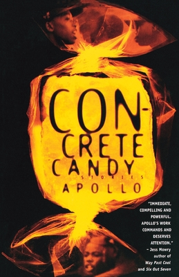 Concrete Candy Cover