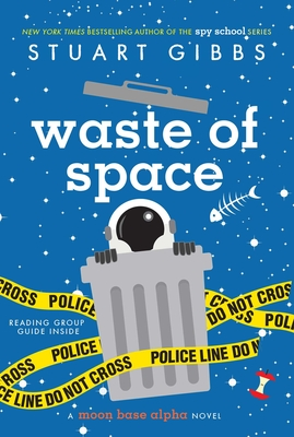 Waste of Space (Moon Base Alpha) cover