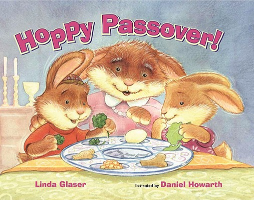 Hoppy Passover! Cover