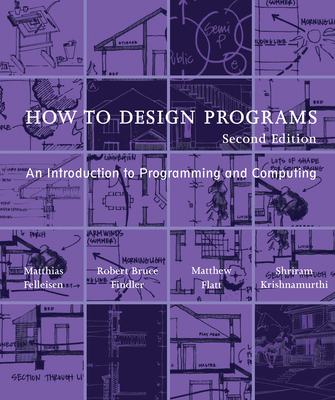 Cover for How to Design Programs, second edition