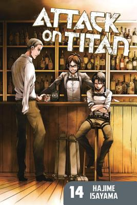 Attack on Titan 14 cover image
