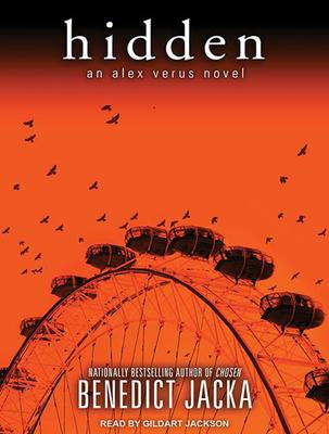 Hidden (Alex Verus #5) Cover Image
