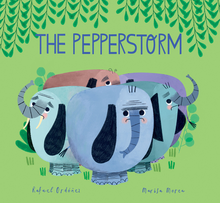 Cover for The Pepperstorm