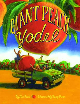 Cover for Giant Peach Yodel