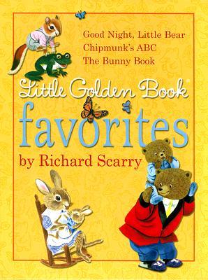 Little Golden Books Favorites Cover
