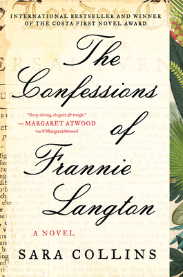 The Confessions of Frannie Langton: A Novel Cover Image