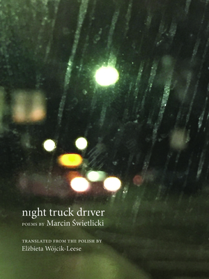 Cover for Night Truck Driver