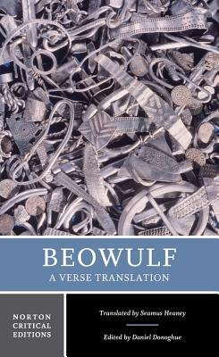 Beowulf: A Verse Translation (Norton Critical Editions) Cover Image