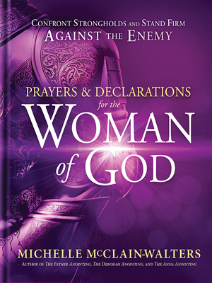 Cover for Prayers and Declarations for the Woman of God