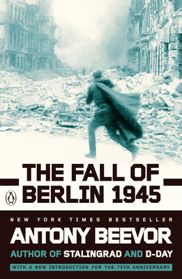 The Fall of Berlin 1945 Cover