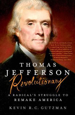 Thomas Jefferson - Revolutionary Cover
