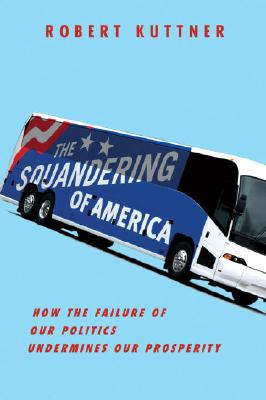 The Squandering of America Cover