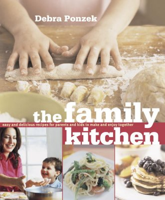 Cover for The Family Kitchen