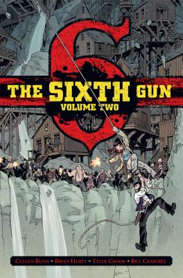 Cover for The Sixth Gun Vol. 2