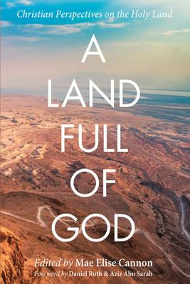 Cover for A Land Full of God